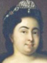 Katarzyna I Aleksiejewna
